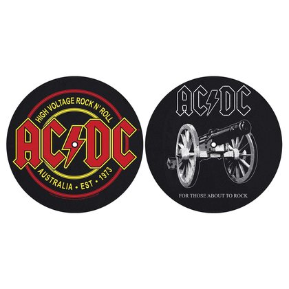 AC/DC - For Those About To Rock / High Voltage