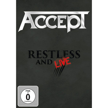 Accept - Restless & Live