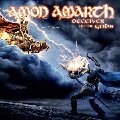 Amon Amarth - Deceiver Of The Gods (Ltd.)