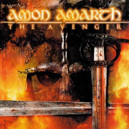 Amon Amarth - The Avenger