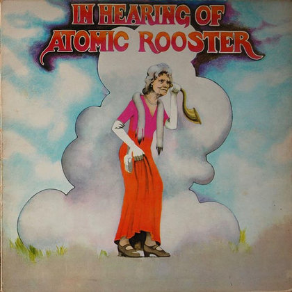 Atomic Rooster - In Hearing Of Atomic Rooster