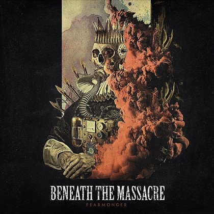 Beneath The Massacre - Fearmonger (Ettetellimine / Pre-order)