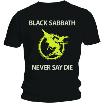 Black Sabbath - Never Say Die
