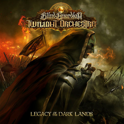 Blind Guardian Twilight Orchestra - Legacy Of The Dark Lands (Ettetellimine / Pre-order)