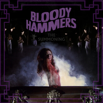 Bloody Hammers - The Summoning (POODI SAABUMAS)