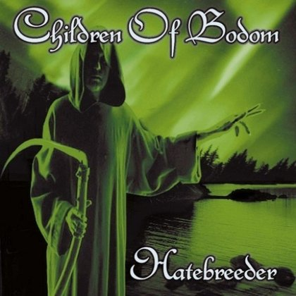 Children Of Bodom - Hatebreeder (Special Edition)