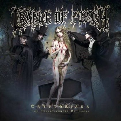 Cradle Of Filth - Cryptoriana - The Seductiveness of Decay (Ltd.)