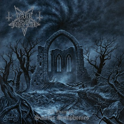 Dark Funeral - 25 Years Of Satanic Symphonies