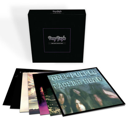 Deep Purple - The Vinyl Collection