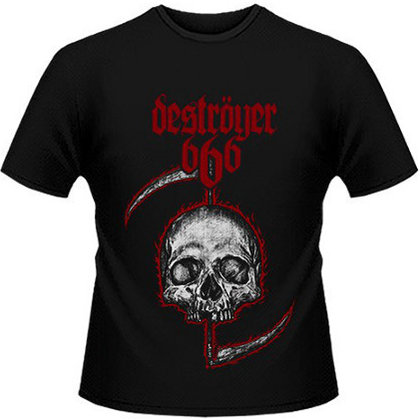 Deströyer 666 - Skull