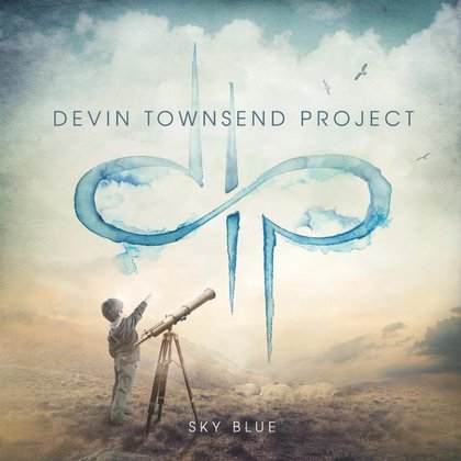 Devin Townsend Project - Ziltoid - Sky Blue