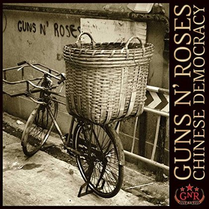 Guns N´ Roses - Chinese Democracy