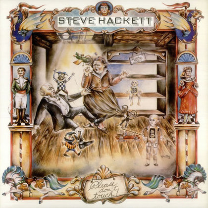Hackett, Steve - Please Don´t Touch (Deluxe Edition)
