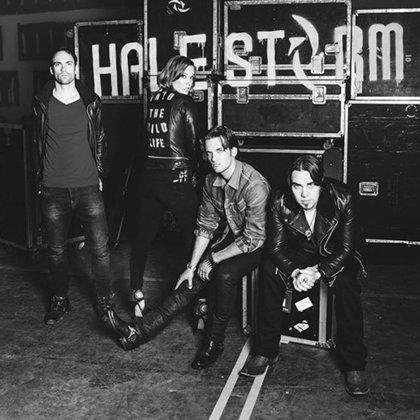 Halestorm - Into The Wild Life