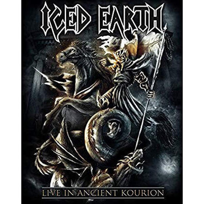 Iced Earth - Live in Ancient Kourion (Ltd. Deluxe Ed.)