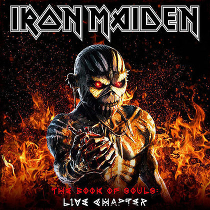 Iron Maiden - The Book Of Souls: Live Chapter (Deluxe Edition)