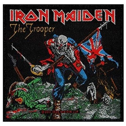 Iron Maiden - The Trooper