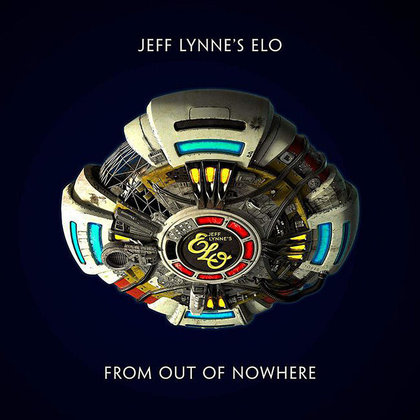 Jeff Lynne´s ELO - From Out Of Nowhere (Ettetellimine / Pre-order)