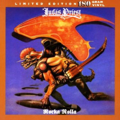 Judas Priest - Rocka Rolla