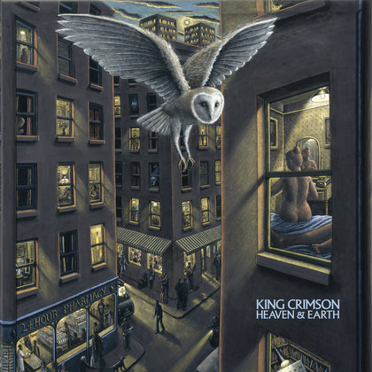 King Crimson - Heaven and Earth (1997-2008) (PEAGI POES!)