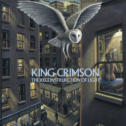 King Crimson - The ReconstruKction of Light - 40th Anniversary Edition (PEAGI POES!)