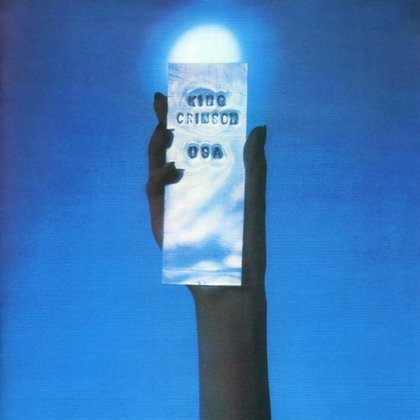 King Crimson - USA - 40th Anniversary Ed.