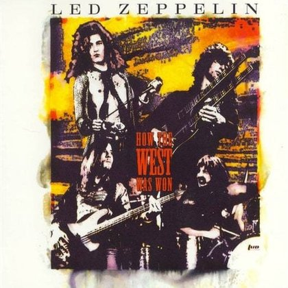 Led Zeppelin - How The West Was Won (Super Deluxe Edition)