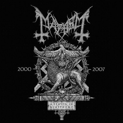 Mayhem - A Season In Blasphemy