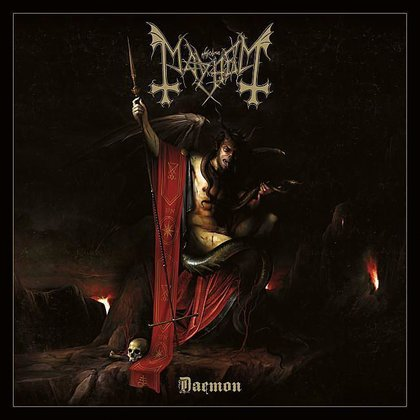 Mayhem - Daemon (Ltd.)
