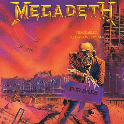 Megadeth - Peace Sells... But Who´s Buying?