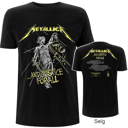 Metallica - ...And Justice For All Tracks