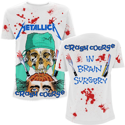 Metallica - Crash Course In Brain Surgery / Jumbo