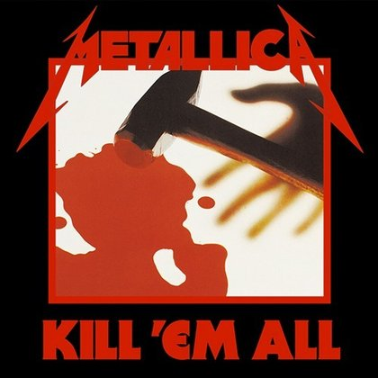 Metallica - Kill´Em All (Remastered)