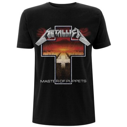 Metallica - Master Of Puppets - Cross