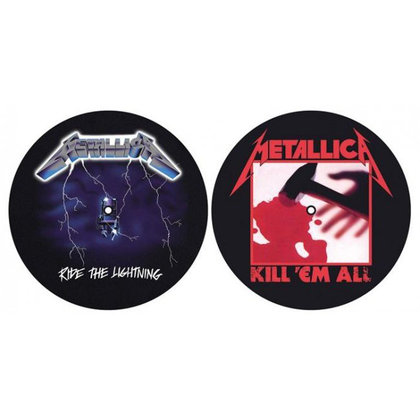 Metallica - Kill´Em All / Ride The Lightning