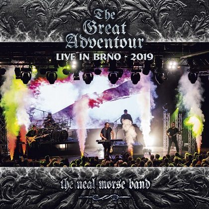 Neal Morse Band, The - The Great Adventour 2019 - Live in Brno (Ettetellimine / Pre-order)