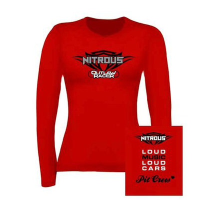Nitrous - Outlaw Racer (Red)