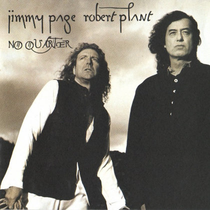 Page & Plant - No Quarter: Page and Plant Unledded