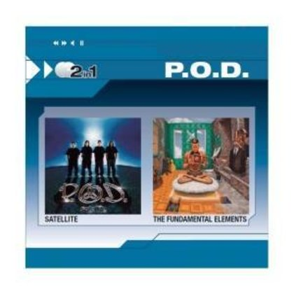 P.O.D. - Satellite / The Fundamental Elements of Southtown