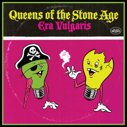 Queens Of The Stone Age - Era Vulgaris (Ettetellimine / Pre-order)