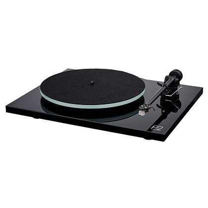 Rega - Planar 2 (Must/Black)