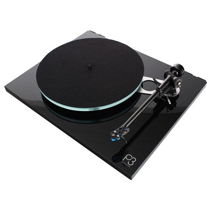 Rega - Planar 3 (Must/Black)