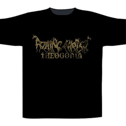 Rotting Christ - Logo (Gold)