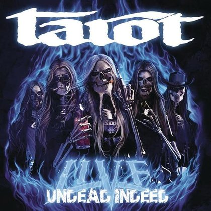 Tarot - Live - Undead Indeed