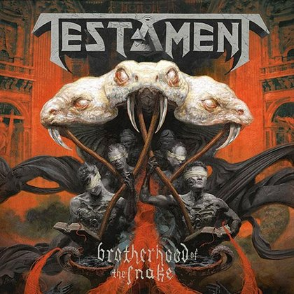 Testament - Brotherhood of the Snake (Ltd. Deluxe Ed.)