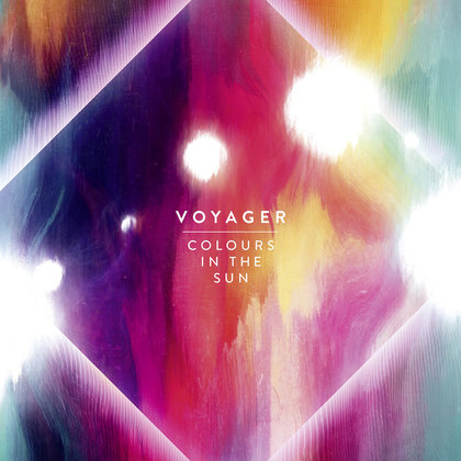 Voyager - Colours In The Sun (Ettetellimine / Pre-order)