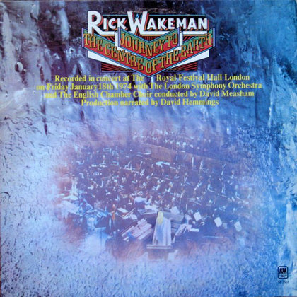 Wakeman, Rick - Journey to the Centre of the Earth