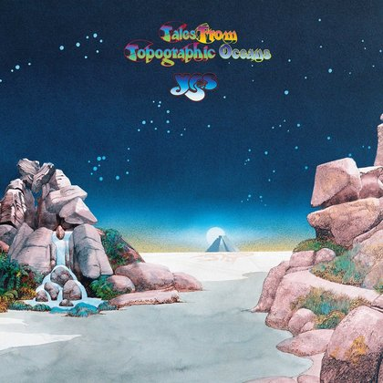 Yes - Tales From Topographic Oceans (Definitive Edition)